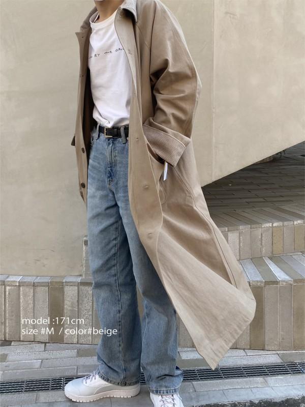 "HUNTING COAT""Louis""の着用画像4"