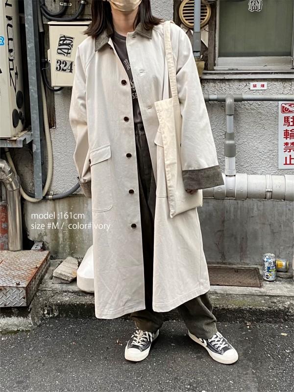 "HUNTING COAT""Louis""の着用画像0"