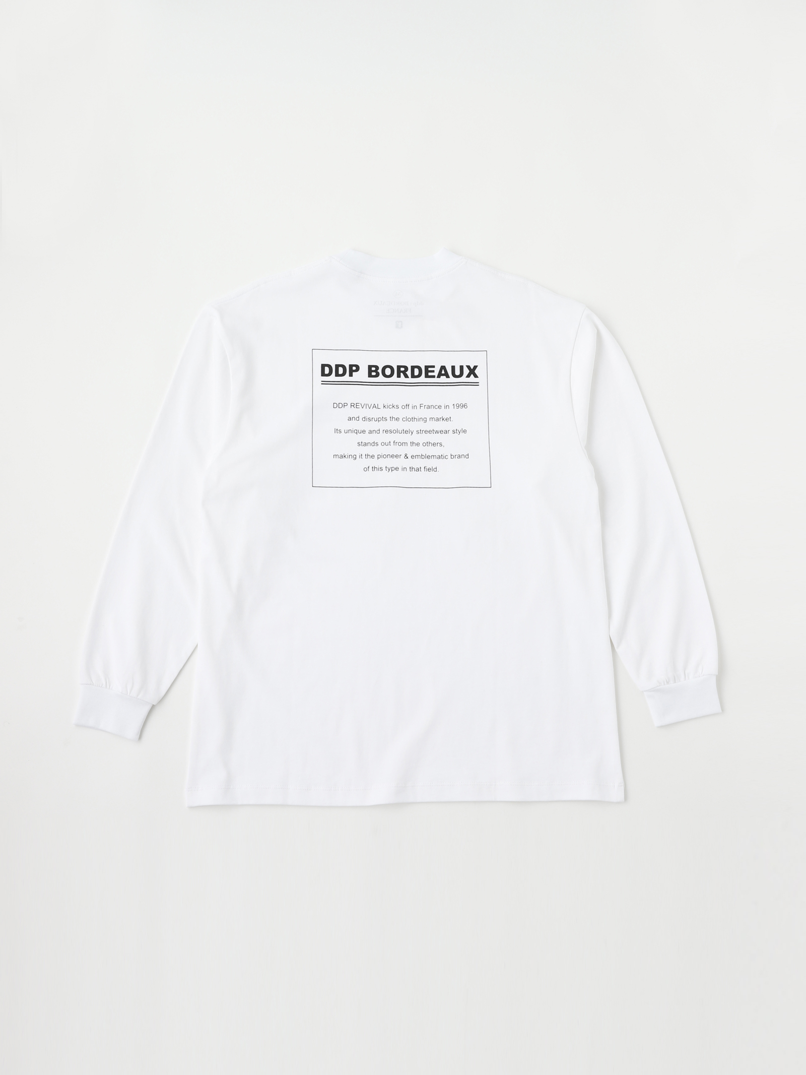 """ddp TYPOGRAPHY L/S """"Matthieu""""のサムネイル4"""