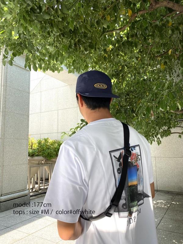 """ddp FILM S/S """"Roux""""の着用画像0"""
