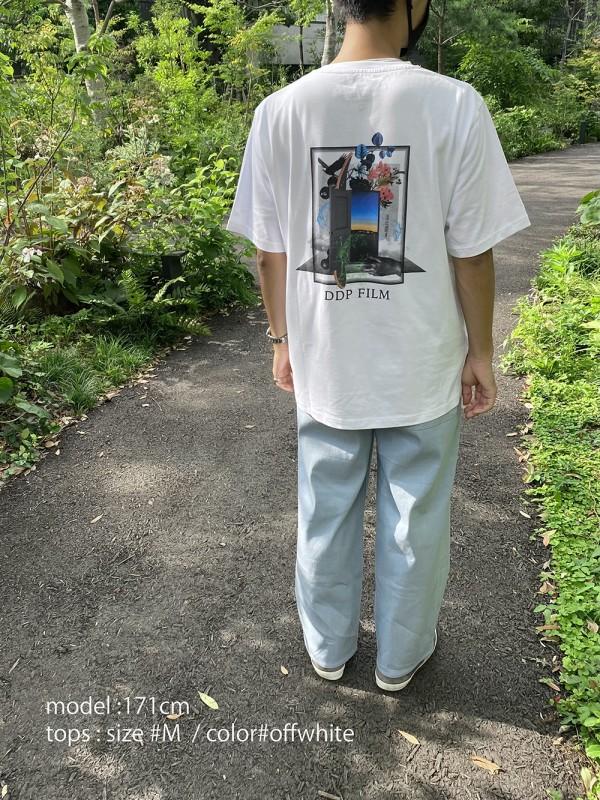 """ddp FILM S/S """"Roux""""の着用画像2"""
