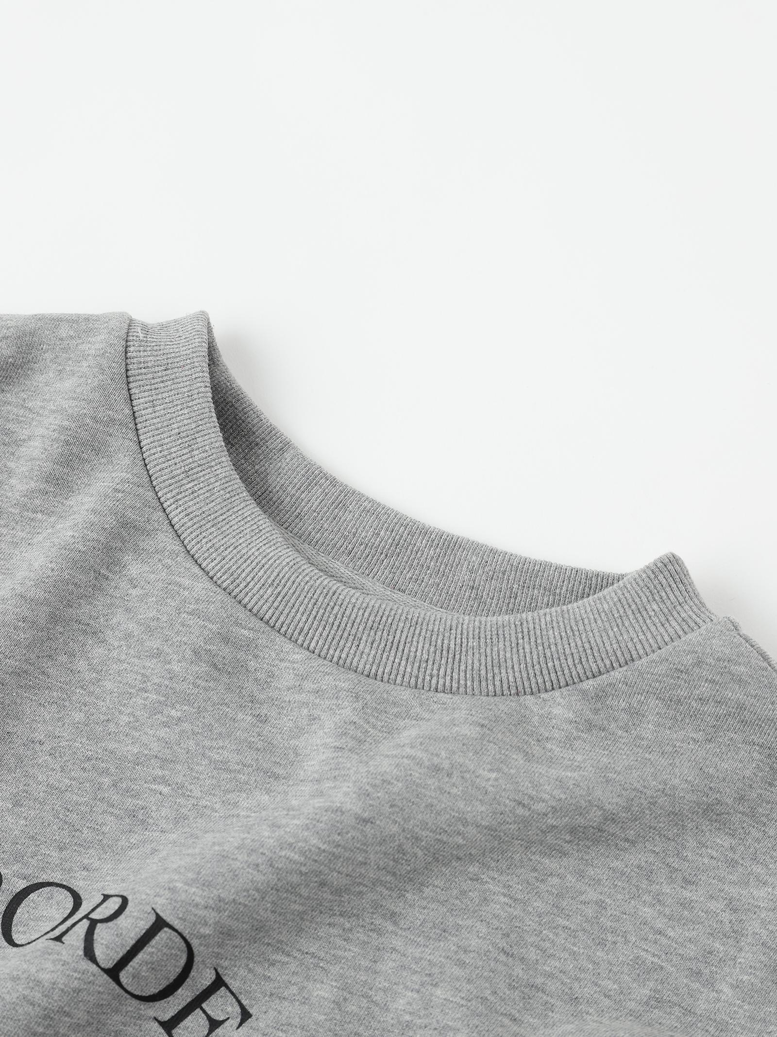 """COLLEGE SWEAT SHIRTS """"Henri""""のサムネイル3"""
