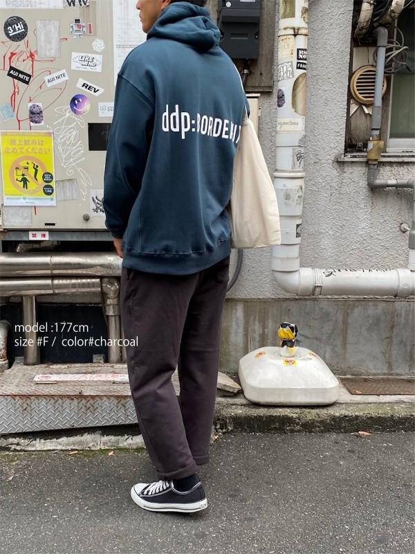 "LOGO SWEAT PANTS""David""の着用画像7"
